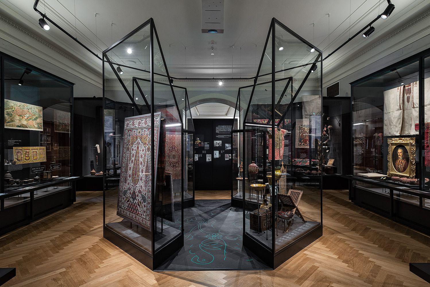 Schausammlung | Weltmuseum Wien